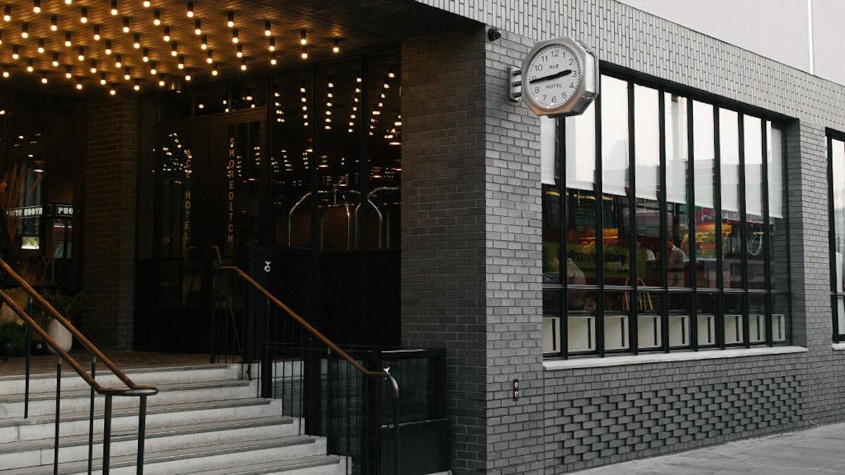 Ace Hotel Shoreditch Foundry London
